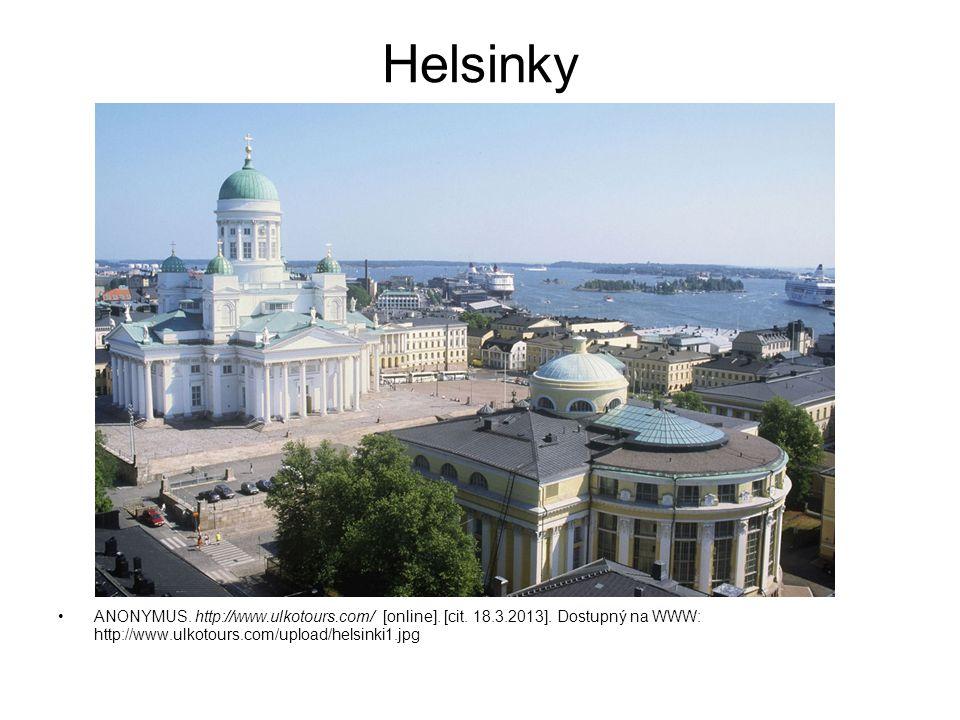 Helsinky ANONYMUS. http://www.ulkotours.com/ [online].